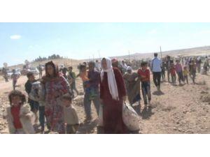 Türkmenlere Türkiye'den Yardım Gönderildi
