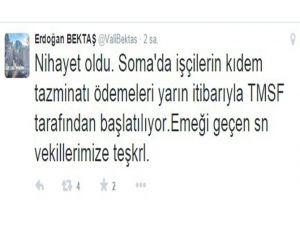 Somalı İşçilere 'Kıdem Tazminatı' Müjdesi