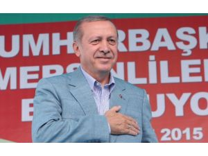 """Erdoğan: """"Bu Pazar...''"""