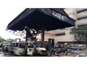 Benzin İstasyonunda Patlama: 78 Ölü