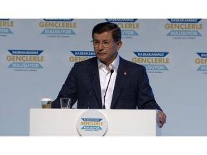 Başbakan Davutoğlu'nun Duygusal Anları