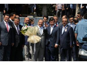 Başbakan Taksicilerle Menemen Yedi