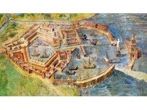 2 Bin Yıllık Roma Limanı Yeniden Yükselecek