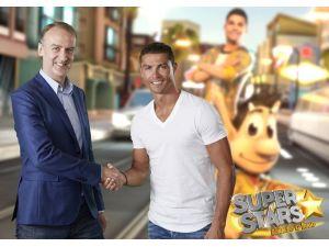 Hugo'nun Yeni Dostu 'Ronaldo'