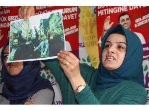 Hdp'den Erzurum'da Yaşanan Olaylara Suç Duyurusu