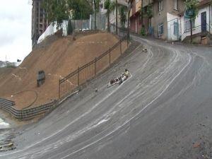 İstanbul'dan Sağanak Yağış Manzaraları