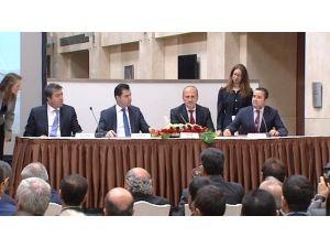 İstanbul-izmir Otoyolu Kredi Anlaşması Yapıldı