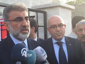 Enerji Bakanı: ''Patlama Trafo Kaynaklı Değil''