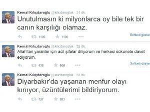 Kılıçdaroğlu'ndan Patlamaya İlişkin Açıklama