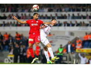 Süper Lige Çıkma Mücadelesi, İlk Yarıda Tek Gol