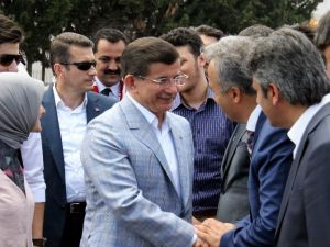 Davutoğlu Antalya'da