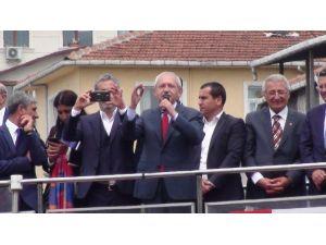 Kılıçdaroğlu İstanbul Turunda