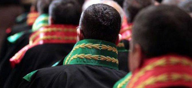2 bin 600 hakim ve savcının yeri değişti