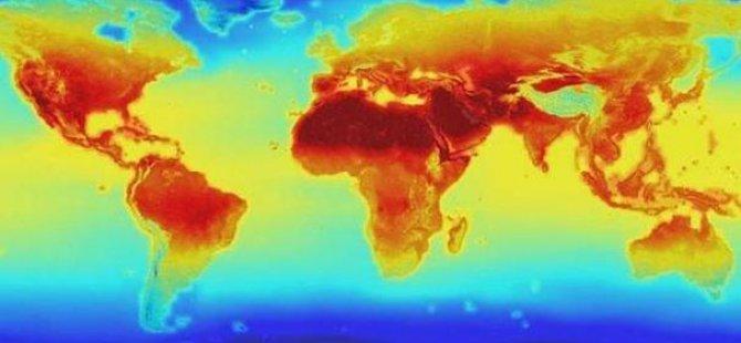 Felaket geliyor! 45 derece sıcaklık