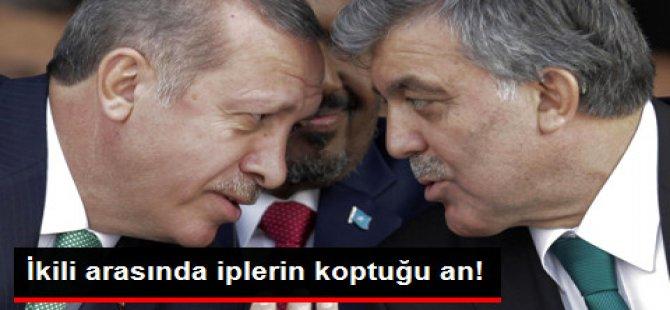 Erdoğan ile Gül'ün Arasını Cumhurbaşkanlığı Yasası Açmış