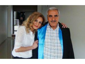 62'lik Baba Diplomasını Doçent Kızının Elinden Aldı