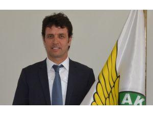 Akhisar Belediyespor Artık Ona Emanet