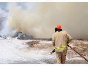 Ormancılardan Nefes Kesen Yangın Tatbikatı