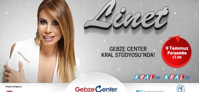 LİNET GEBZE CENTER KRAL'DA