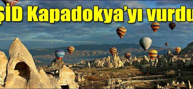 Kapadokya'da Japon turist şoku!