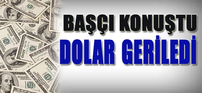 Dolar geriledi!