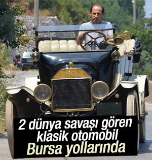 Klasik Otomobiller Bursada
