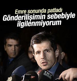 Emre Belözoğlu İlkkez Konuştu