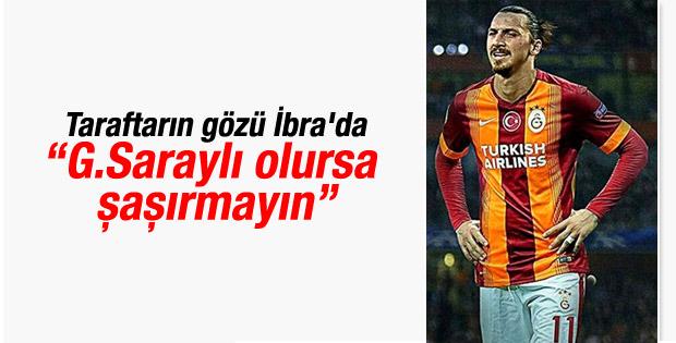 İbrahimoviç Transferi Gerçekmi Oluyor