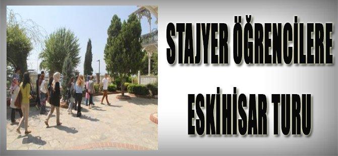 Stajyer Öğrencilere Eskihisar Turu