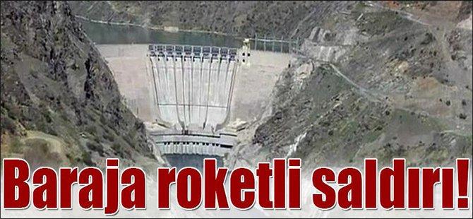 Baraja Roketli Saldırı!