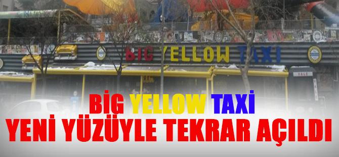 Big Yellow Yeniden Açıldı