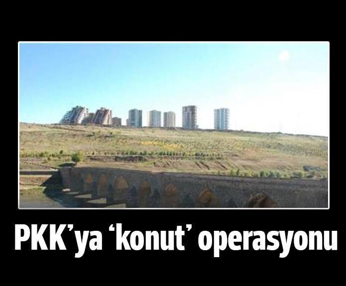Diyarbakırda Pkk Destekçilerine Operasyon