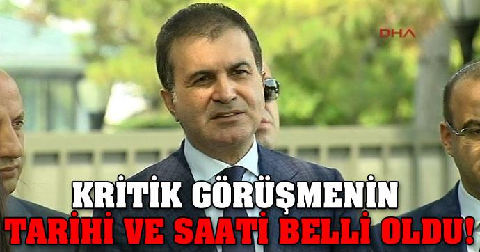 AKP CHP Koalisyon Görüşmeleri Tarihi