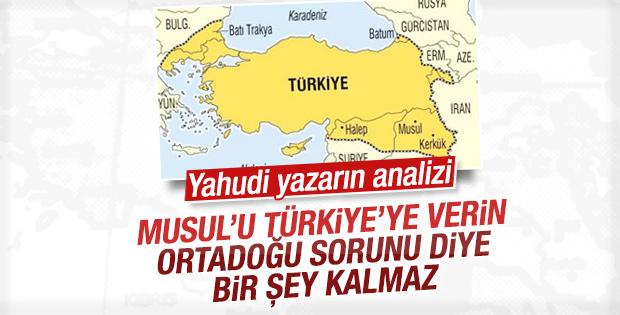 Yahudi Yazardan Yeni Türkiye Haritası