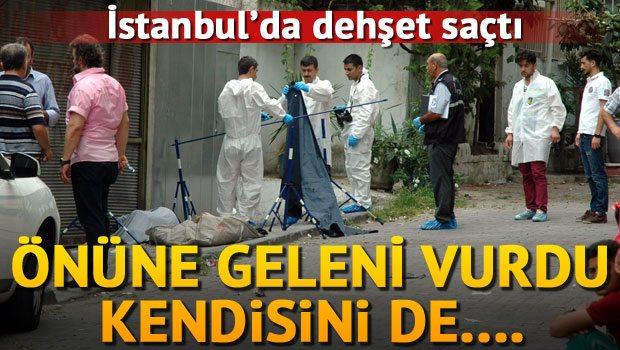 İstanbulda Cinnet Dehşeti Yaşandı