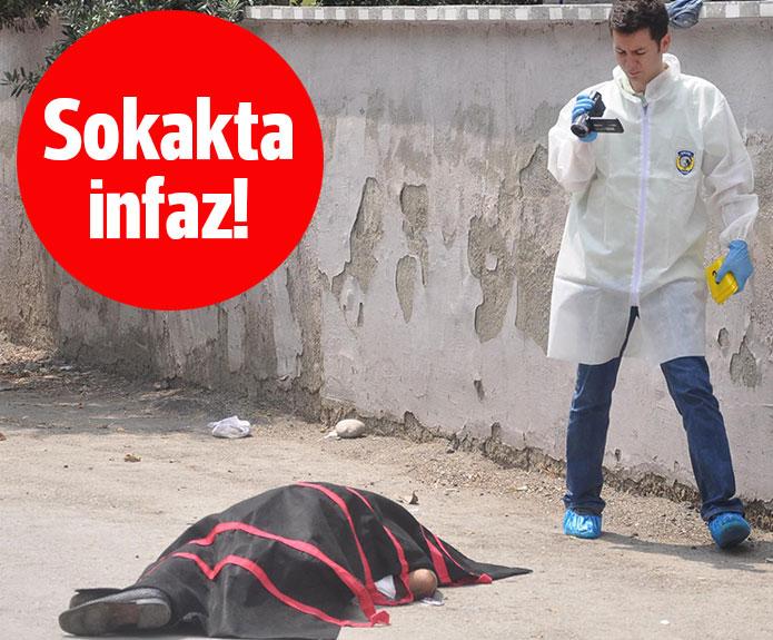 Sokak Ortasında İnfaz Edildi