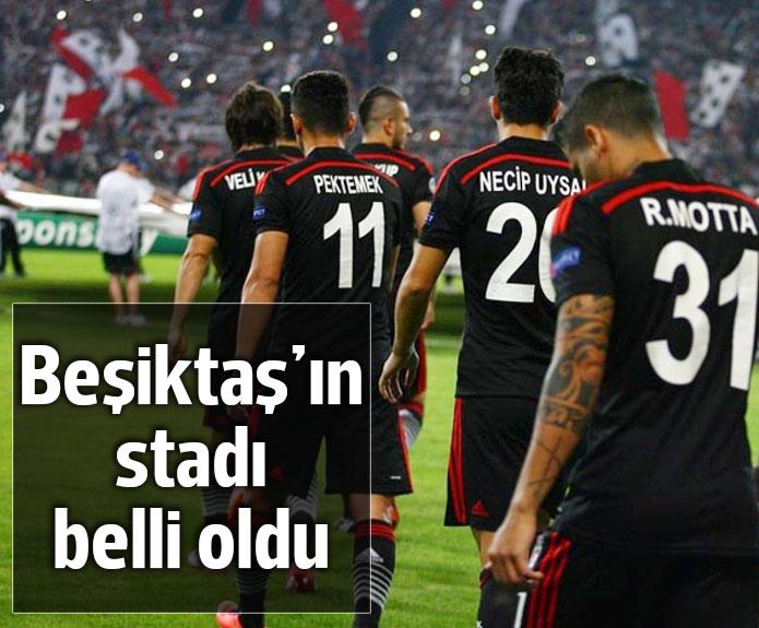 Beşiktaş Stad Bilmecesine Yanıt Arıyor