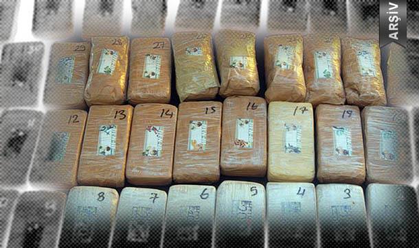 Rusyaya Uyuşturucu Gönderdiler