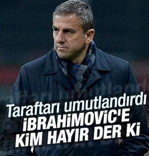 İbrahimovic transferi