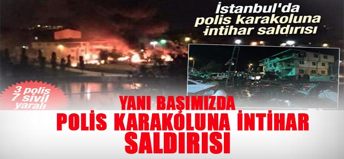 Sultanbeylide Terör Saldırısı