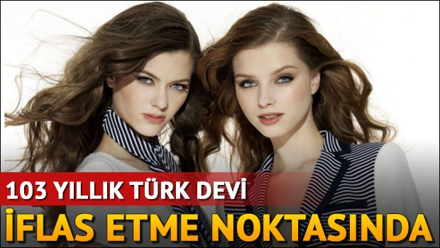 103 Yıllık Türk  İflas Noktasında
