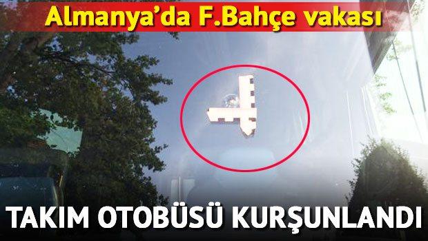 Almanyada da Fenerbahçe Vakası