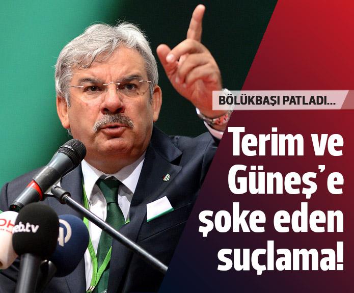 Bursaspor Milli Takım İsyanı