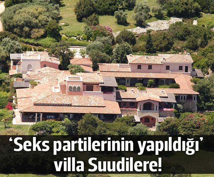 O Villalar Suudilere Satılıyor