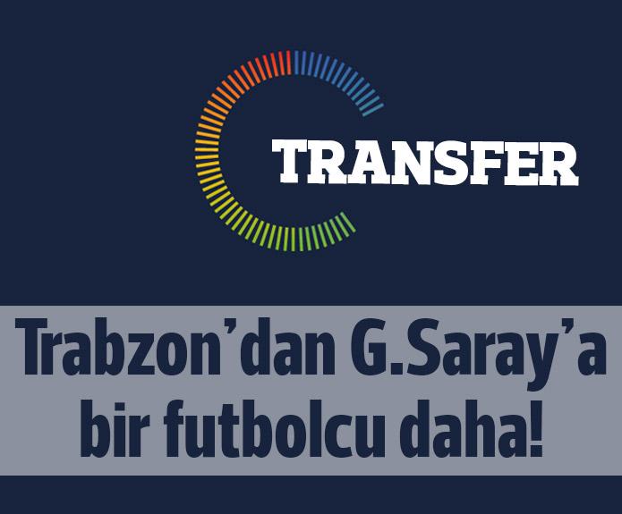 Galatasaray Trabzonspordan  Stoper Alıcak