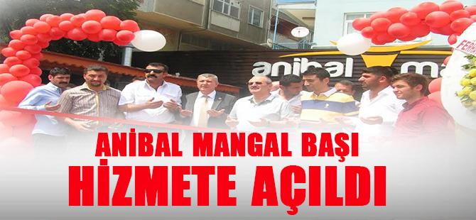 Gebze Anibal Mangal Başı Hizmete Açıldı