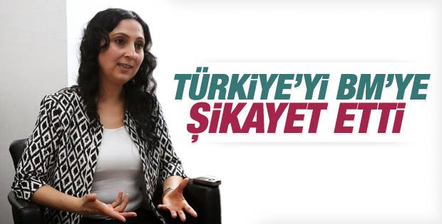 BM Türkiyeyi Haklı Buldu