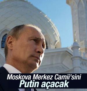 Rusyada Camii Açılışı