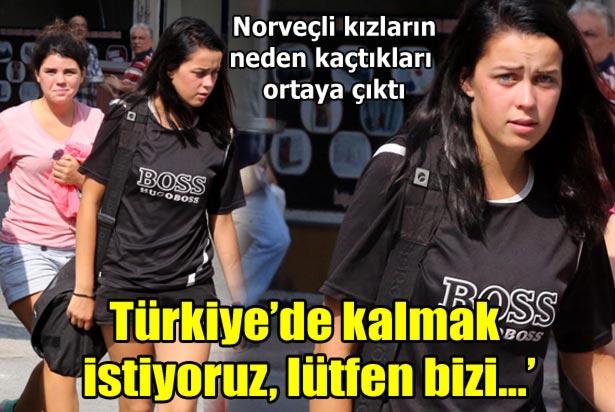 Norveçli Kızlar Dönmek İstemiyor