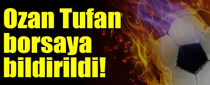 Fenerbahçe Ozan Tufan Transferini Bildirdi